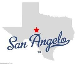 San Angelo, Texas