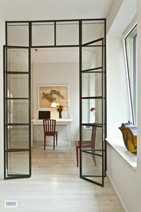 Glass Interior Wall