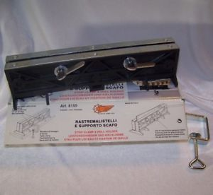 Model Ship Building Strip Clamp and Hull Holder  Mantua Model 8155