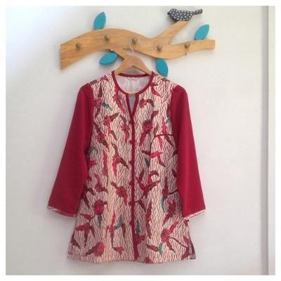 Pakaian Batik Asli dari Indonesia