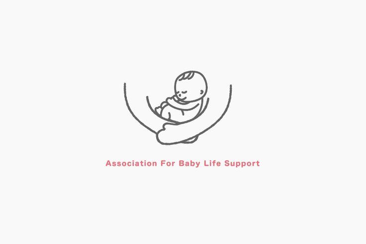 赤ちゃんの命を守る会 ロゴ #vi #ci #logo #typo #design#fukuoka