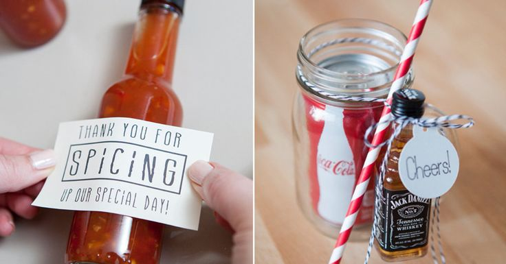 24 Wedding Favor Ideas That Don't Suck   HuffPost