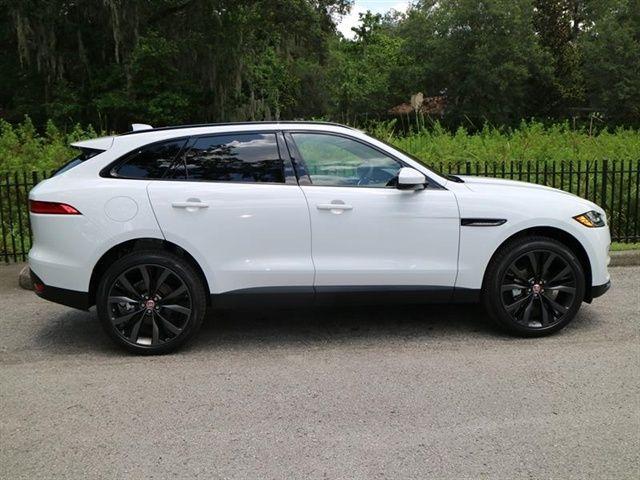 New 2018 Jaguar F-PACE For Sale | Tampa FL