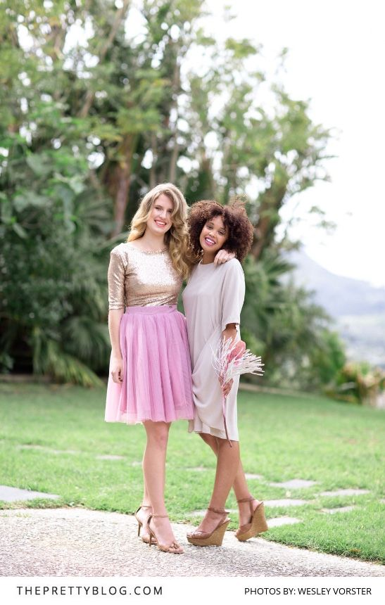 Fresh Bridesmaid Fashion Inspiration | The Pretty Blog