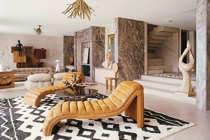 Family Retreat: Kelly Wearstler's Malibu Home  | See more at http://www.bocadolobo.com/en/inspiration-and-ideas/summer-retreat-kelly-wearstlers-malibu-home/