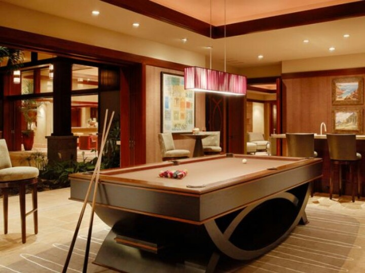 Man Cave Bar Games : Best man cave images entertainment room play