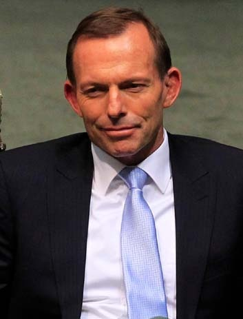 TONY ABBOTT ~ (born 4 November 1957) is the 28th and current Prime Minister of Australia.