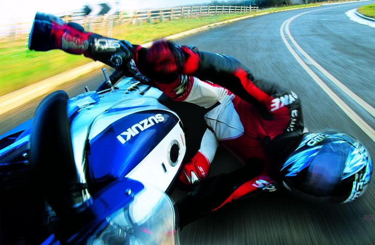 Five tips for getting back on a motorcycle after a crash | Visordown
