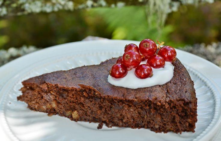 Troll a konyhámban: Sárgarépapürés pillekönnyű csokitorta - paleo