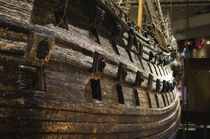 Finding Pirate Booty from a Sunken Ship: Swedish Souvenirs from the Vasa Museum