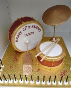 Cake Decorating Greensborough : 17 Best images about Cool Drum Stuff on Pinterest ...