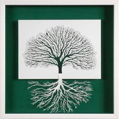Kağıt Kesme Sanatı Örnekleri 55