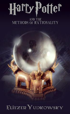 Гарри Поттер и методы рационального мышления — обложка