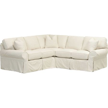 Renee 144quot sectional sofa at joss and main f u r n i t u for Sectional sofa joss and main