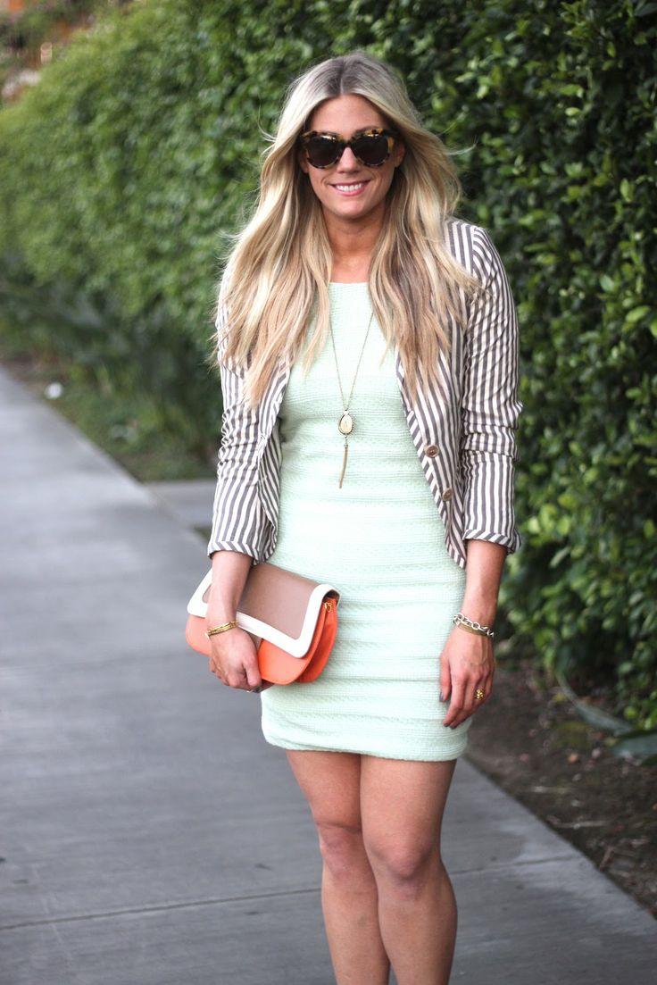 Devon Rachel: Little Mint Dress