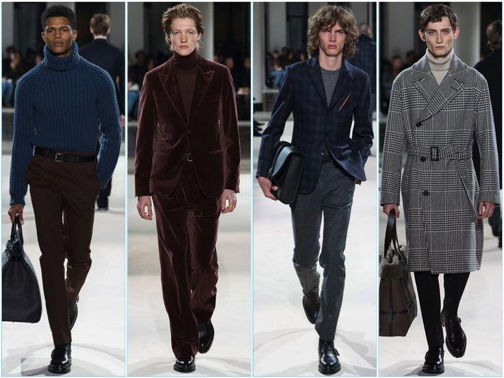 Hermès presents its fall-winter 2017 men's collection during Paris Fashion Week.