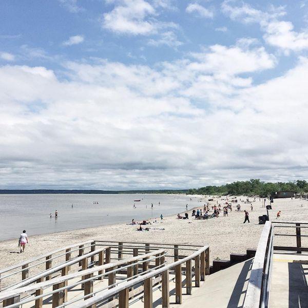 From B.C. to P.E.I., here are the best beaches in Canada to explore this summer. Grand Beach Lake Winnipeg Manitoba.