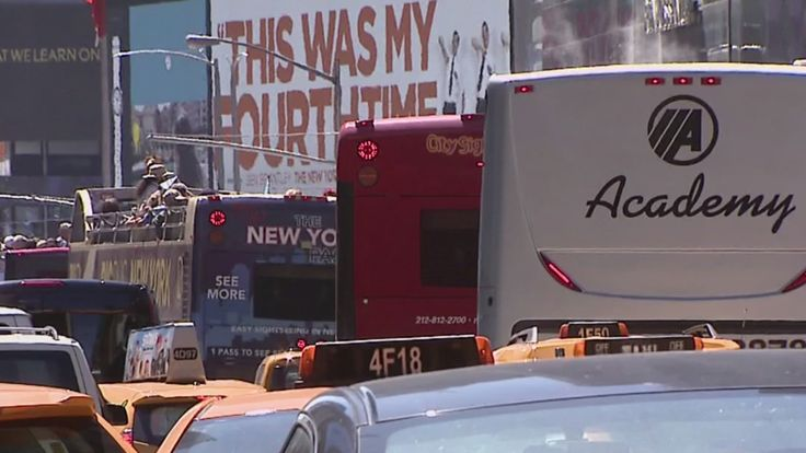 New Yorkers are sounding off on Mayor Bill de Blasio's a plan to cut down on traffic congestion in the city.