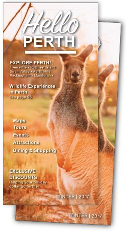 Hello Perth | Your Free Perth Visitor Information Guide