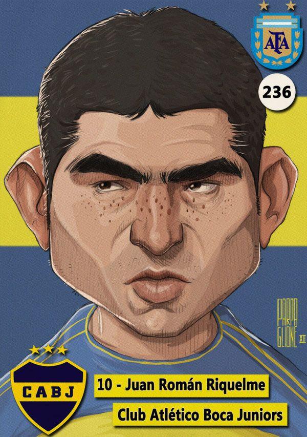 #Caricaturas de jugadores de futbol * http://9musas.net/caricaturas-de-jugadores-de-futbol-estilo-retro/