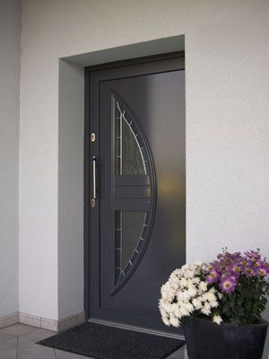 Znalezione obrazy dla zapytania drzwi zewnetrzne z palety kolorow RAL