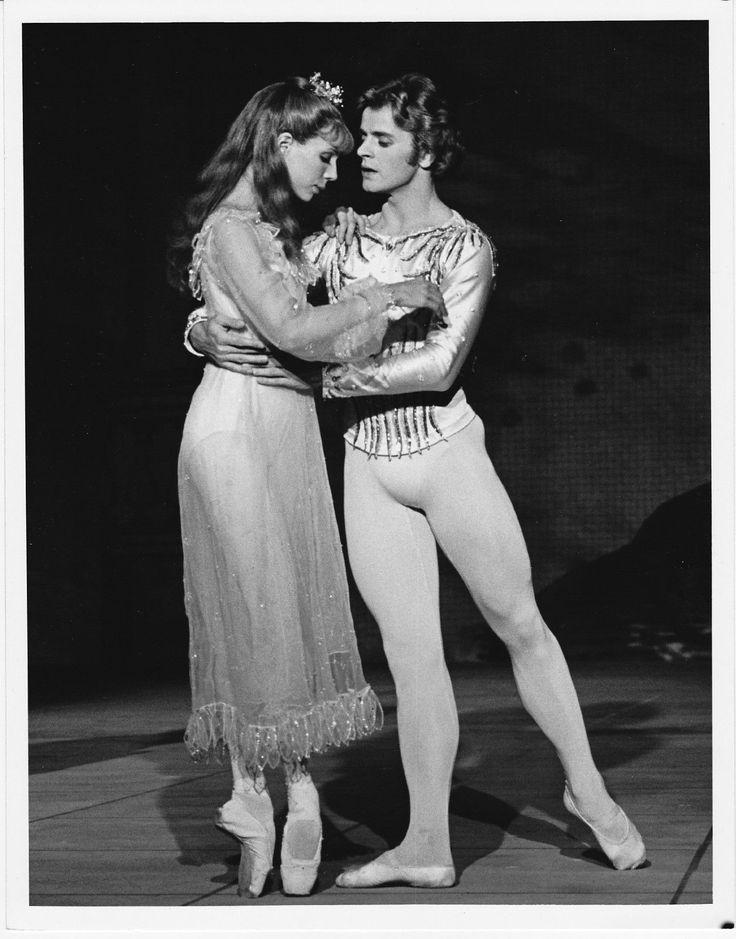 Mikhail Baryshnikov & Gelsey Kirkland dance 'The Nutcracker ...
