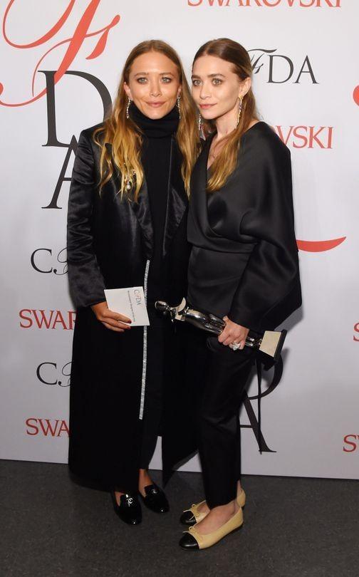 Die Olsen Zwillinge Stil-Datei - Vogue Australien