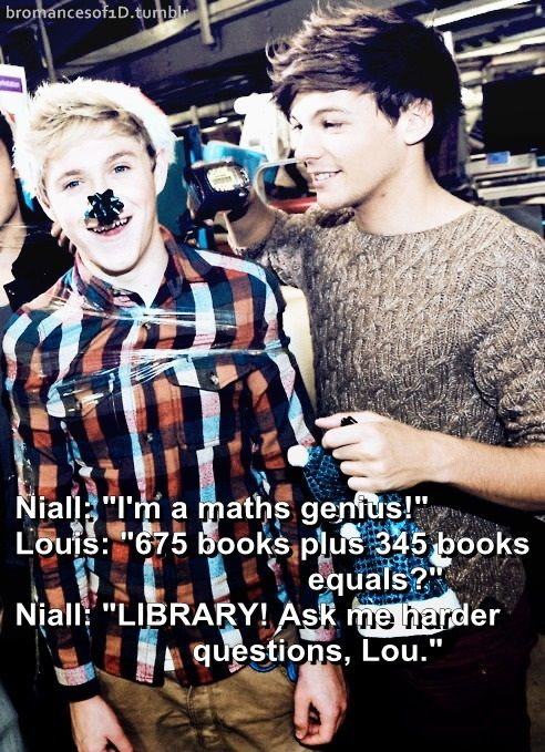 niall. so freaking clever