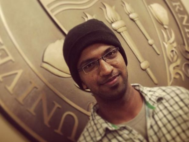 Kalyanaraman Santhanam's profile page