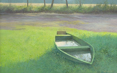 Groene Boot Peter Durieux
