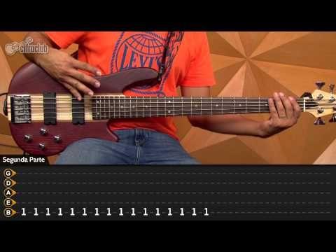 It's My Life - Bon Jovi (aula de contrabaixo) - YouTube