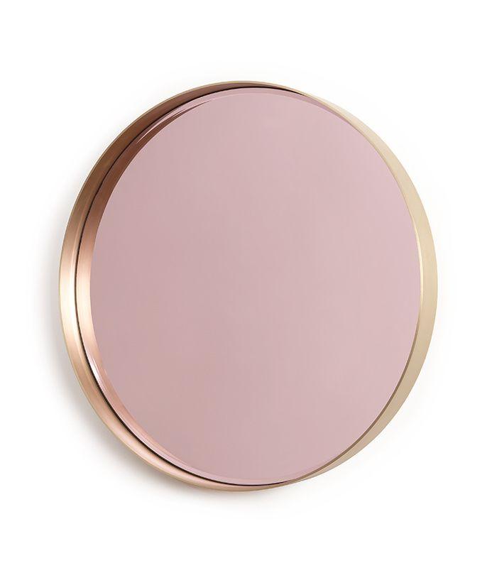 Miroir La Vie en Rose, design Hervé Langlais (Galerie Negropontes)