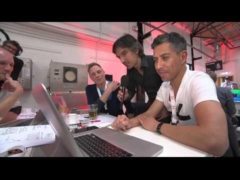 #CreativeJam 2014 #Amsterdam: Live report 2 #CreateNow #Adobe @Adobe #Kromhouthal