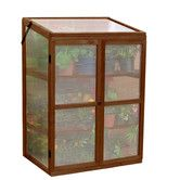 Found it at Wayfair - 2.5 Ft. W x 2 Ft. D Polycarbonate 30 mm Greenhouse