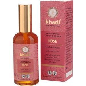 Khadi Rose Oil
