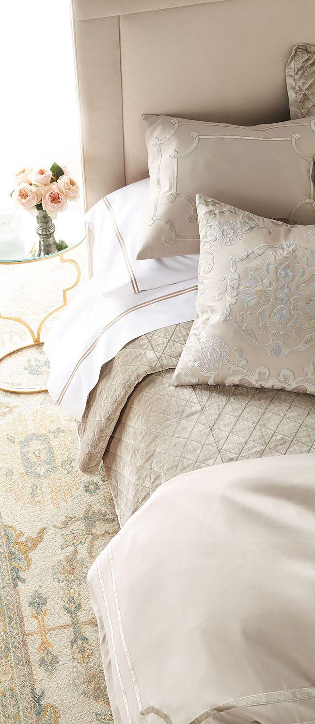 Lili Alessandra. Luxury homes, master bedroom, luxury furniture, high end furniture, expensive homes, expensive furniture, home decor ideas