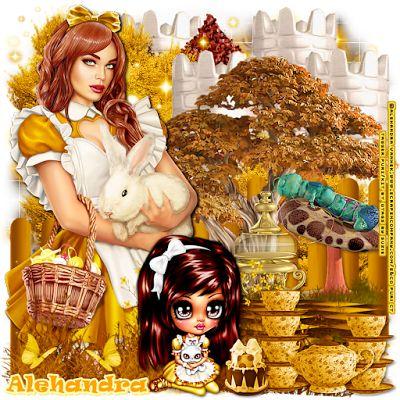 """MI RINCÓN GÓTICO: AD CT TEAM, """"Golden Alice"""""""