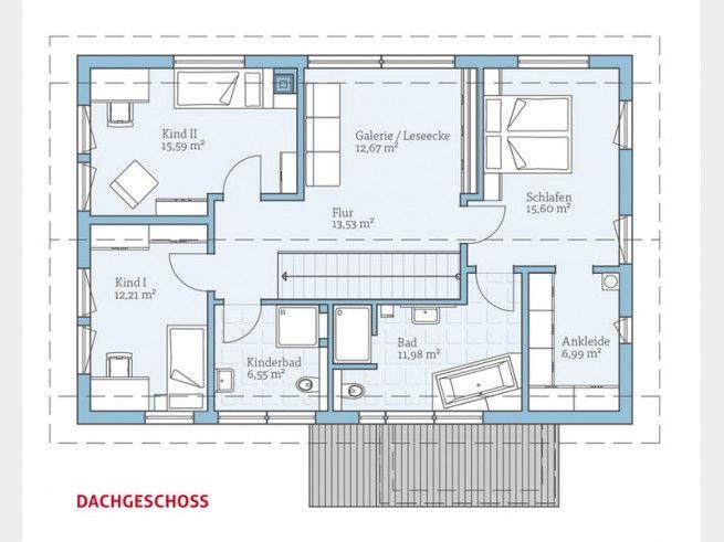 60 besten Grundrisse Bilder auf Pinterest Hauspläne, Haus - badezimmer grundriss planen