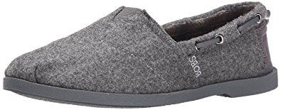 BOBS from Skechers Women's Chill Luxe Flat Review
