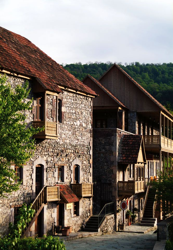 Armenia Travels: The Tufenkian Heritage complex in Dilijan.   http://www.destinasian.com/countries/europe/armenia/armenia-travel/