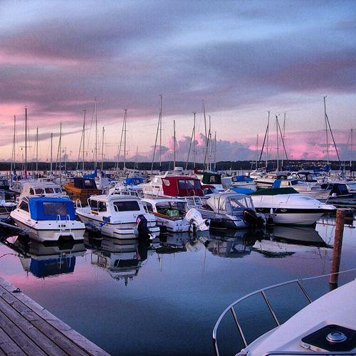 Boats in Mariehamn, Åland Islands   Flickr – Condivisione di foto!