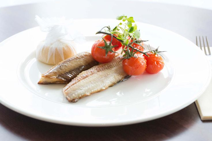 Kippers for breakfast created by Rayner Muller