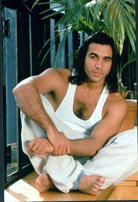 Adrian Paul...he looks good in anything or nothing.....
