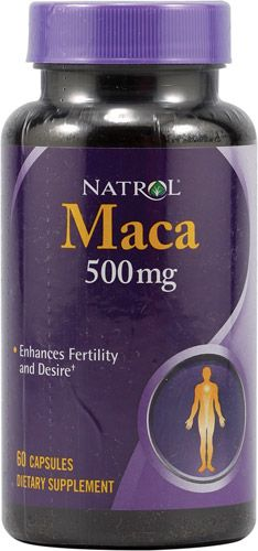 Maca is a great vitamin that helps regulate hormones. Great for people trying to conceive and for women with PCOS.