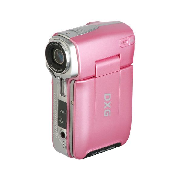 alexa-camcorder ❤ liked on Polyvore featuring electronics, camera, accessories, tech and camaras