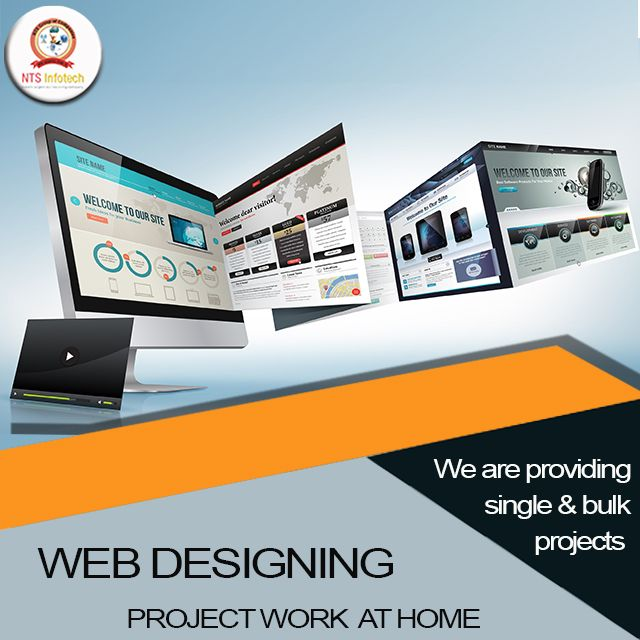 Web Designing Project Work At Home Please Visit Us  Www.ntsinfotechindia.com