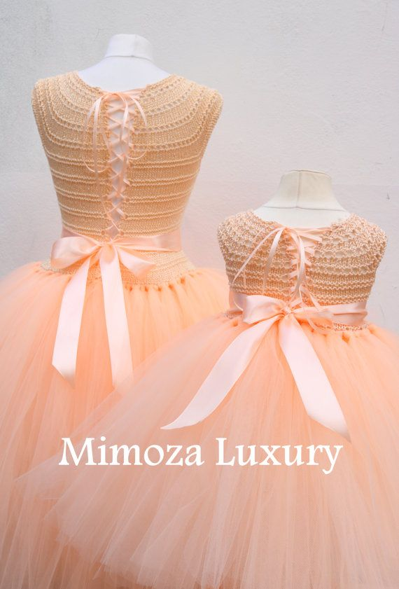 Mother Daughter Matching Dresses Adult tutu dress от MimozaLuxury