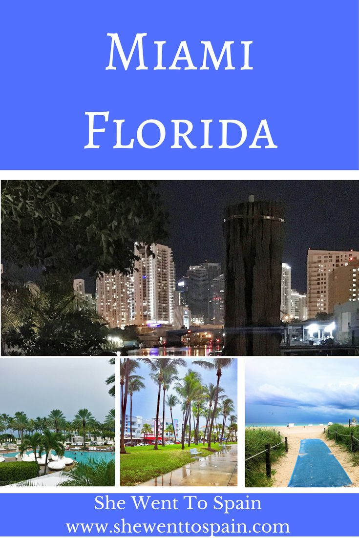 Miami is home to beautiful beaches, colorful buildings, Cuban culture, and trendsetting nightclubs. It's an exciting city filled with glitz and glamour.
