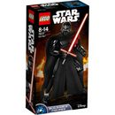 Lego Star Wars: Kylo Ren (75117) 75117 Join the powerful First Order leader, Kylo Ren, as he strides into battle. Grab the special Lightsaber, turn the wheel to swing his arm and see Resistance forces run! Buildable and highly posable Kylo http://www.MightGet.com/january-2017-11/lego-star-wars-kylo-ren-75117-75117.asp
