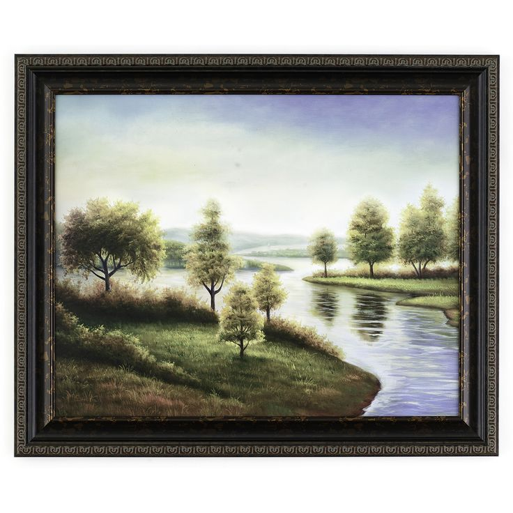 Relax Every Day With This Beautiful Landscape In Your Home